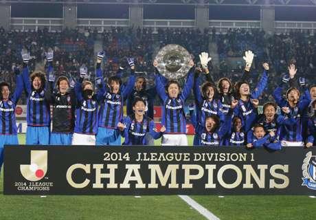 J-League Gunakan Vanishing Spray