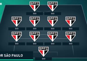 Entre tantos craques e ídolos, é difícil escolher apenas 11 jogadores para montar a melhor equipe de todos os tempos da história do São Paulo. Mesmo assim, a Goal quebrou a cabeça e elegeu um time. Confira e deixe sua opinião!
