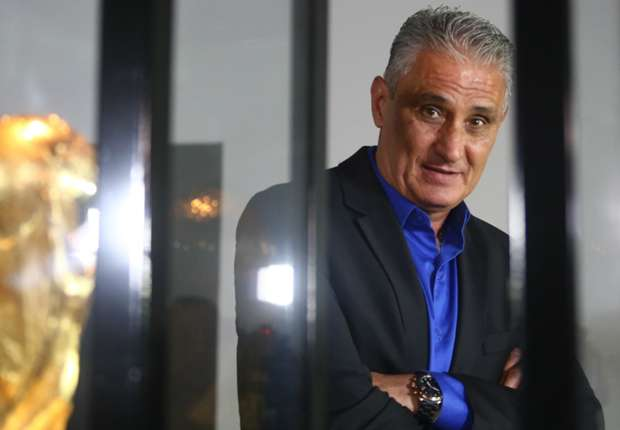 The wait is over - meet new Brazil boss Tite