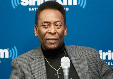 Pele: Only God can explain WC disaster