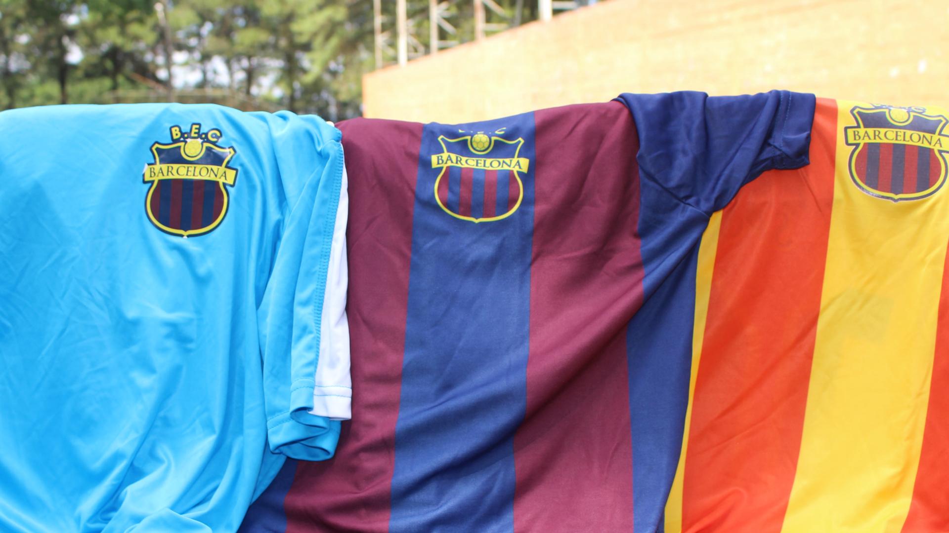 Barcelona Capela SP