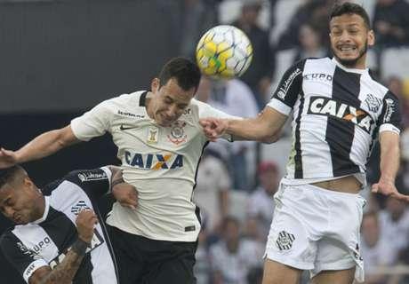 Brasileiro: Corinthians 1 x 1 Figueirense