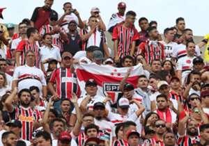 São Paulo segue com a melhor média de público em 2017 seguido por Palmeiras e Corinthians. Confira o Top 10!