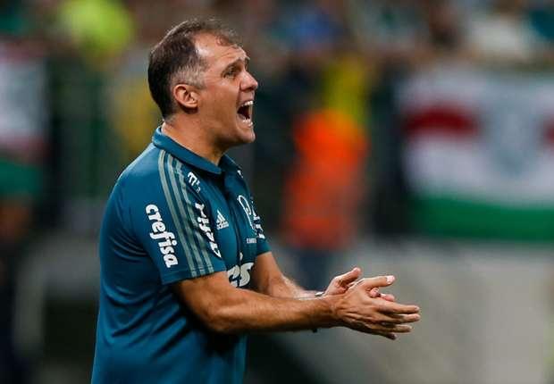 Resultado de imagem para Fora de casa, Palmeiras perde e conhece primeira derrota na Copa Libertadores