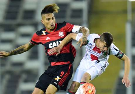 AO VIVO: Flamengo 0 x 0 Palestino