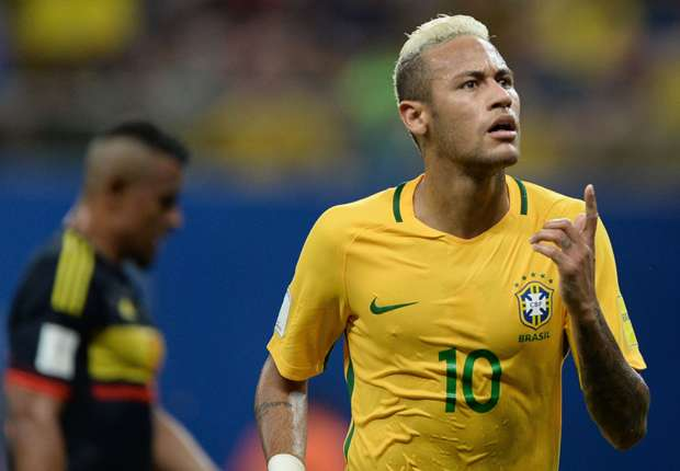 Neymar lays Colombian grudge to rest to suggest suspensions are behind him