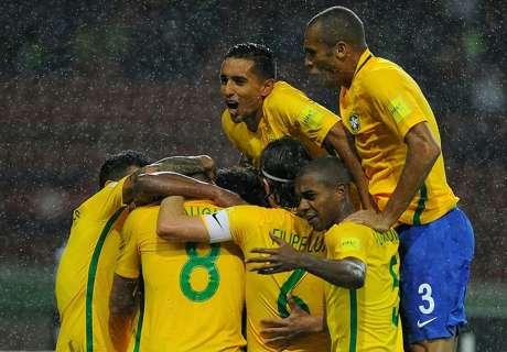Gabriel Jesus rises again for Brazil