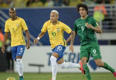 Brasil Lumat Habis Bolivia
