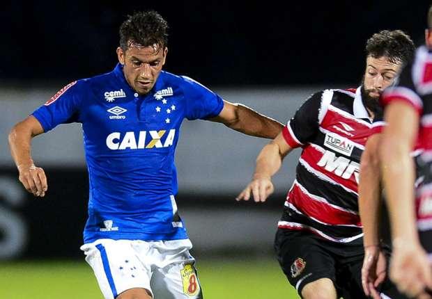 Santa Cruz 4 x 1 Cruzeiro: Santinha goleia mais uma vez e se isola na liderança do Brasileirão