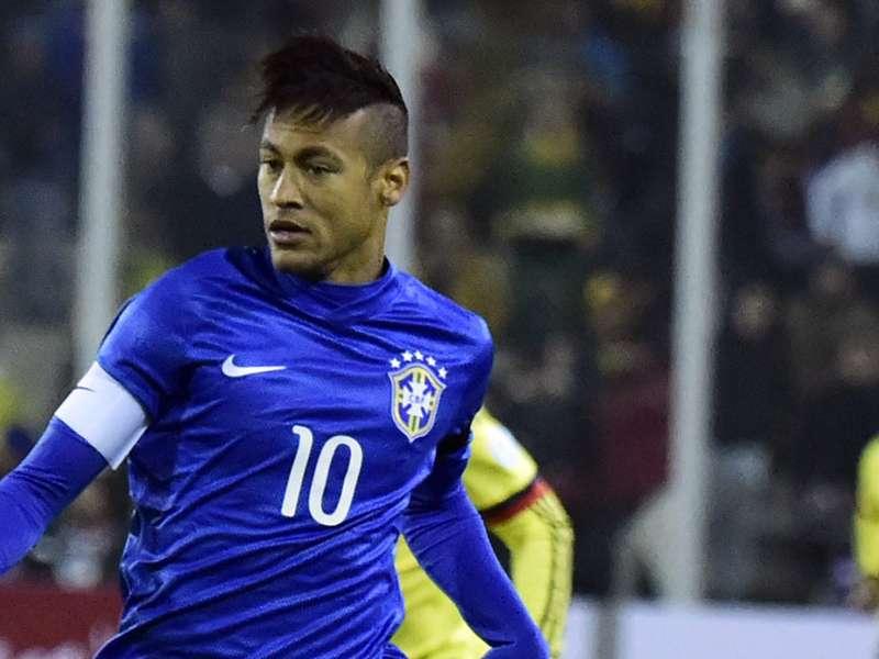 Neymar não foge da responsabilidade mas se mostra surpreso com suspensão