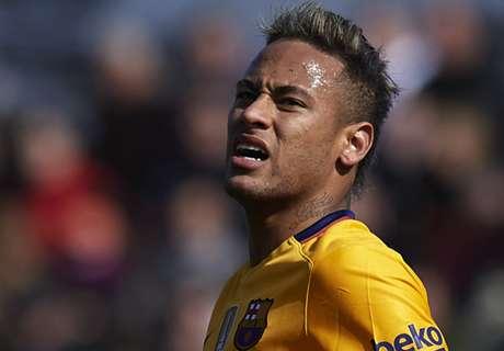 Barcelona stand by Neymar