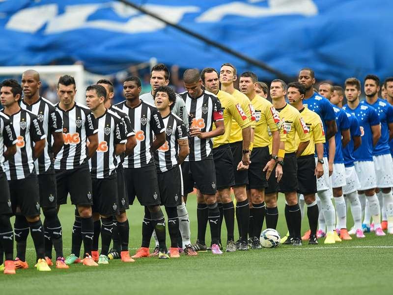 Atlético-MG e Cruzeiro: o raio-x posição por posição da final da Copa do Brasil