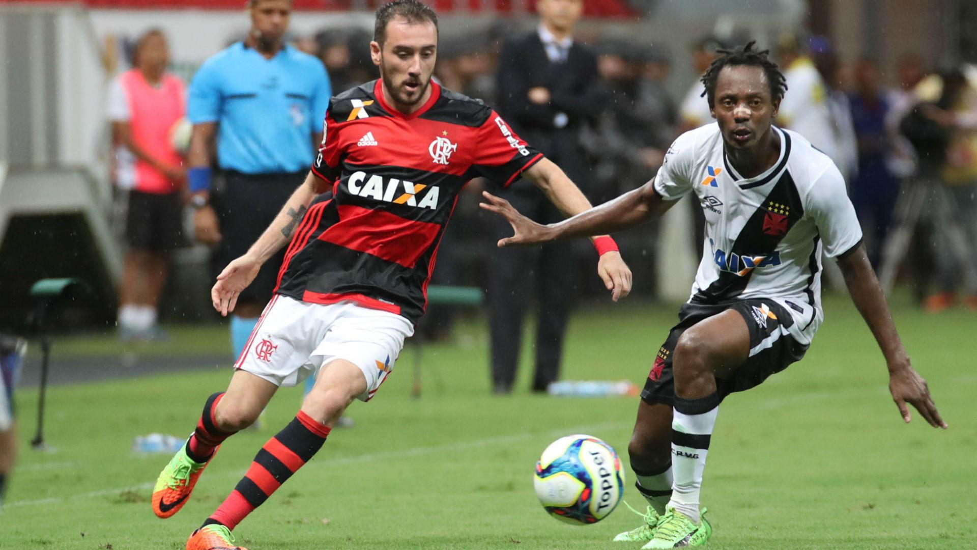 Mancuello Andrezinho Flamengo Vasco Carioca 27 03 2017
