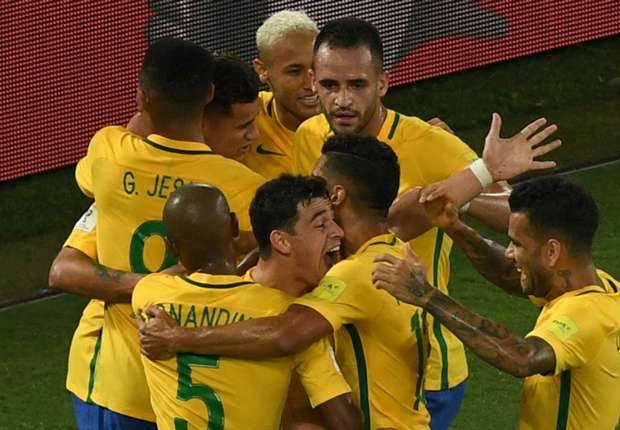 Brazil find a no.9, Coutinho earns starting and Neymar suspended again - five lessons from the rout of Bolivia