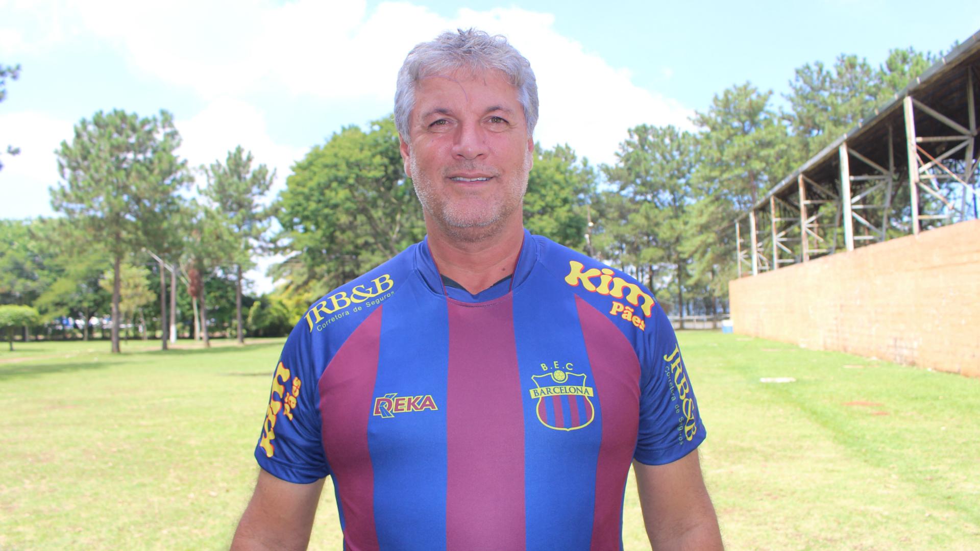 Paulo Sérgio Moura, presidente do Barcelona Capela SP