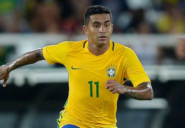 Dudu joins Brazil squad for World Cup qualifiers