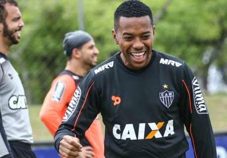 Será? Robinho rumo ao Santos?