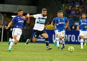 No primeiro duelo pela semifinal, o Tricolor Gaúcho fez 2 a 0 no Cruzeiro, no Mineirão. No jogo de volta, na Arena, pode perder até por um gol e ainda assim fica com a vaga na final.