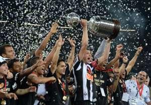 Em 2013 foi a vez do Atlético Mineiro dominar a América.