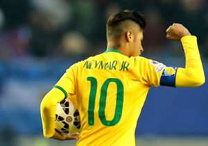 10 - Neymar - Atacante