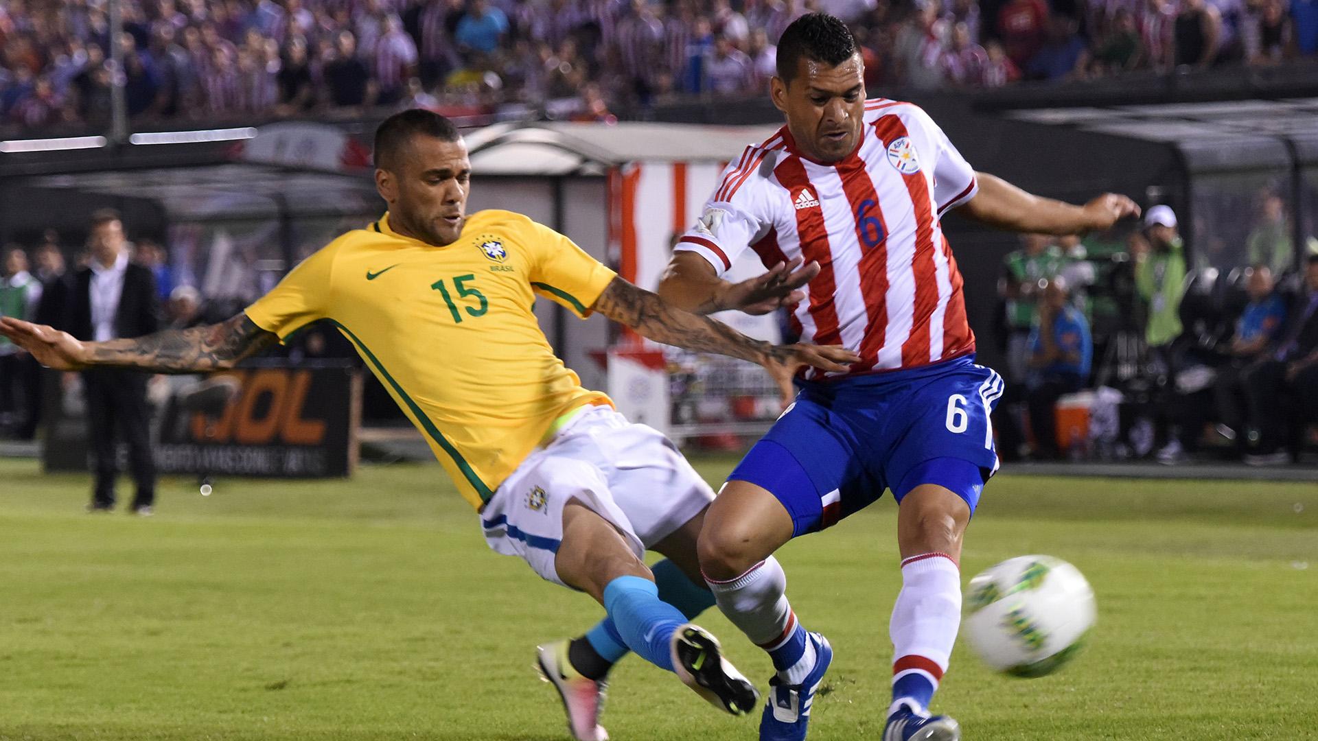 Video: Paraguay vs Brazil