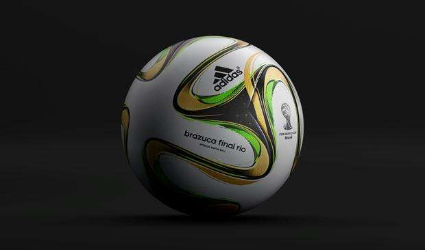 Pakistan based manufacturers will make the Brazuca with technological expertize and precision