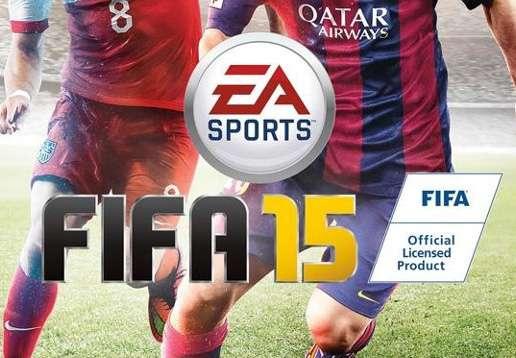 FIFA 2015 revela os 10 melhores jogadores do jogo