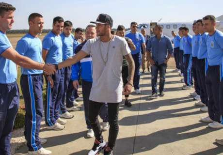 Neymar Cs Mulai Berlatih Untuk Olimpiade