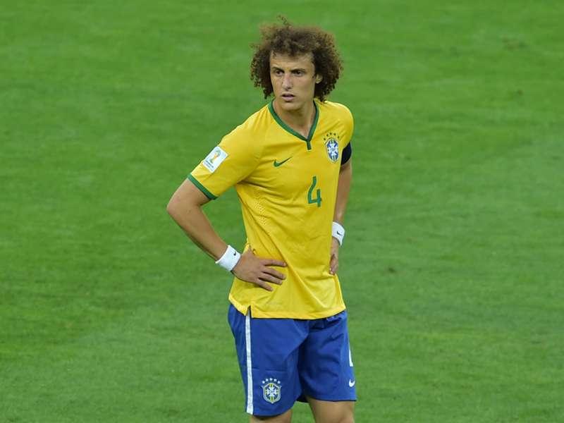 """Mourinho defende David Luiz e diz sentir pena do Brasil: """"É um momento histórico"""""""