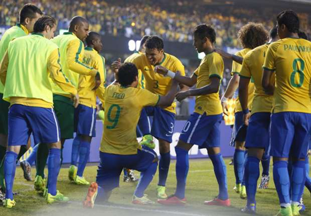 Brazil to face Ecuador and Colombia