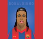 Galeria: CR7, Ronaldinho e outros craques 'minimalistas'