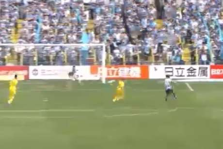 ►Golaço na J-League