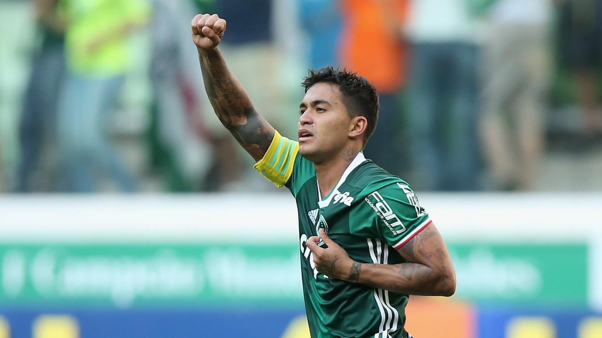 Dudu - Palmeiras x Botafogo - 20/11/2016