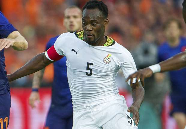 Essien urges Ghana to 'tell truth'