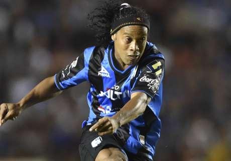 Ronaldinho & Queretaro humiliated