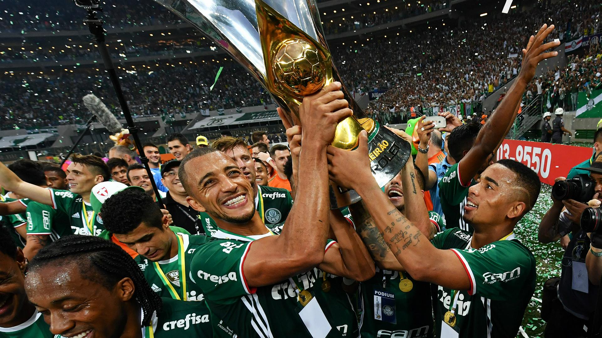 Palmeiras se consagró campeón de Brasil