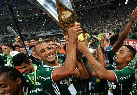 Resumo BR16: Palmeiras é campeão