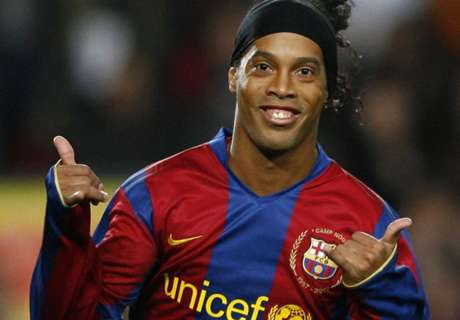 'Ronaldinho from a different planet'