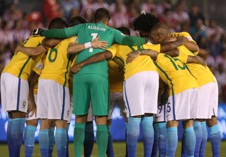 Brasil fará amistoso com o Panamá