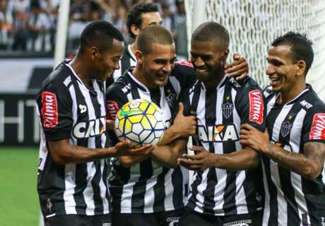 """""""Classificação Real"""": Atlético-MG líder"""