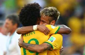 WATCH: Zico talks Neymar and Willian's emergence as a Brazil star