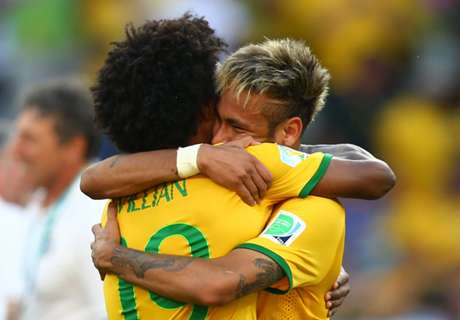 VÍDEO: Ney y Willian, referencias para Zico