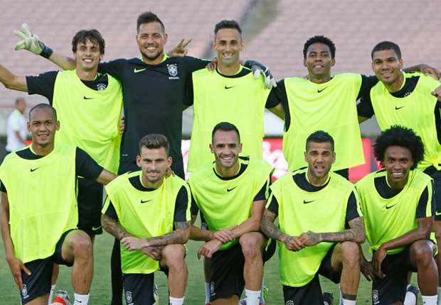 A new era: Brazil begin Copa America without a single student from the class of 'the 7-1'