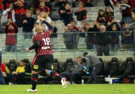 AO VIVO: Atlético-PR 3 x 0 Flamengo