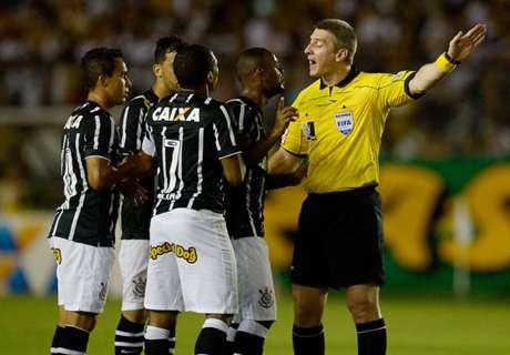 O Brasileirão e os erros de arbitragem