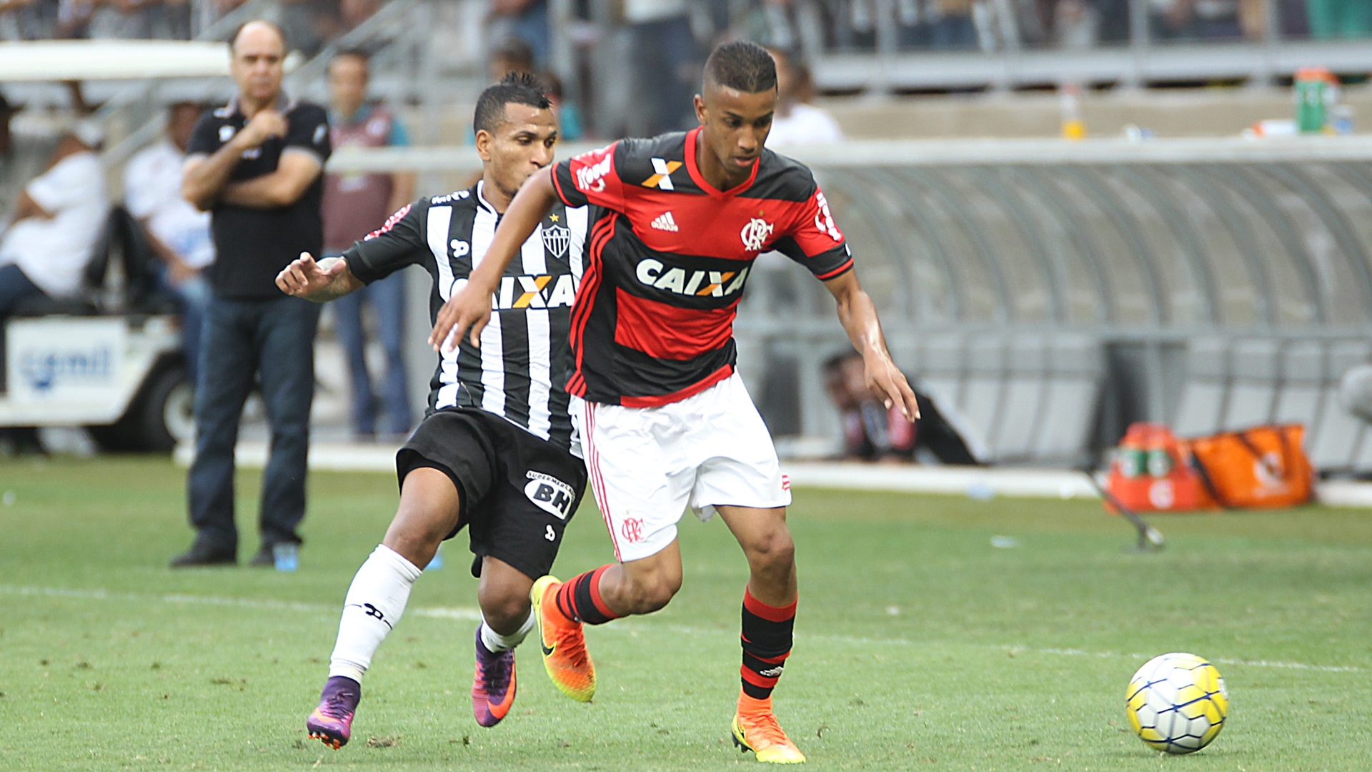 Atlético-MG x Flamengo 29 10 2016 Jorge