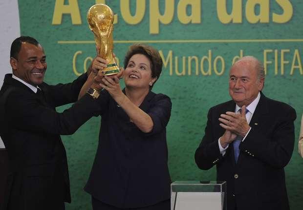 Die WM in Brasilien täuscht nicht über die Missstände bei der FIFA hinweg.