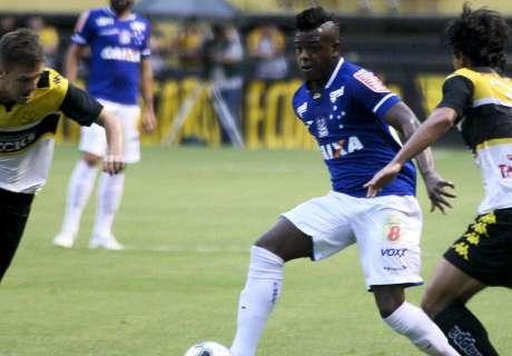 Primeira Liga: Criciúma 1x1 Cruzeiro