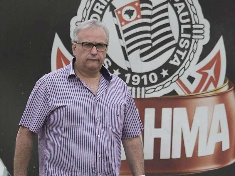 """""""Todo bom jogador interessa"""", afirma presidente do Corinthians"""
