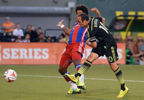 Laporan Pertandingan: MLS All-Stars 2-1 Bayern Munich